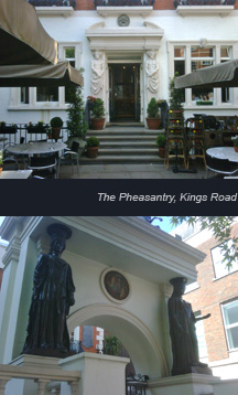 The Pheasantry, Kings Road
